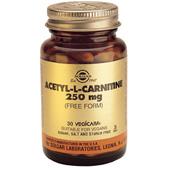 Solgar Acetyl-L-Carnitine vegetable capsules