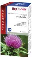 Fytostar Hepa clear detox leverkuur