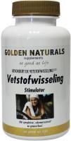 Golden Naturals Vetstofwisseling stimulator
