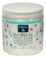 Mattisson Healthcare Foot soak zout tea tree