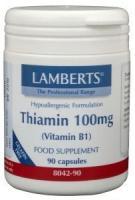 Lamberts Vitamine B1 100 mg