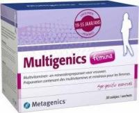Metagenics Multigenics femina