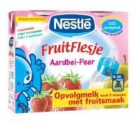 Nestle Health  Science Fruitflesje aardbei-peer