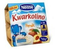 Nestle Health  Science Kwarkolino perzik