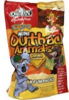 Orgran Animal koekjes vanille uitdeelzak