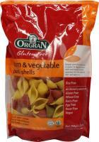 Corn & vegetable pasta