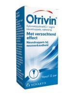 Otrivin Neusdruppels 1mg hydraterend
