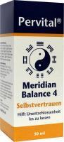 Pervital Meridian balance 4 zelfvertrouwen