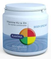 Plantina Vitamine K2 en D3