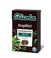 Ricola Dropmint doosje stevia