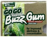 Rio Amazon Gogo guarana buzz gum suikervrij