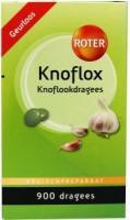 Roter Knoflox