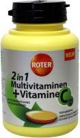 Roter Multivitamine + 500 mg vitamine C