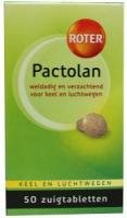 Roter Pactolan hoest
