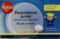 Roter Paracetamol 250 junior