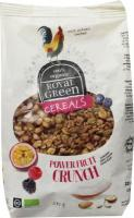 Royal Green Cereals power fruit crunch