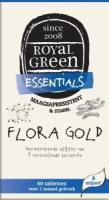 Royal Green Flora gold