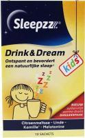 Sleepzz Drink and dream kids