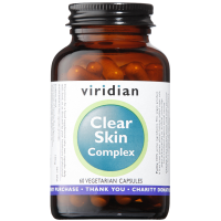 Viridian Clear skin complex