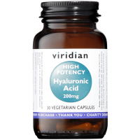 Viridian Hyaluronic Acid 200mg