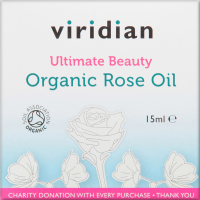 Viridian Ultimate beauty organic rose oil