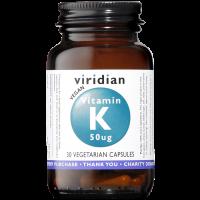 Viridian Vitamin K 50 ug