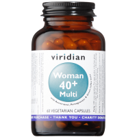 Viridian Woman 40+ multivitamin