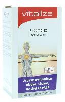 Vitalize Products B-complex actieve vorm