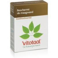 Vitotaal Zoethoutwortel
