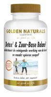 Golden Naturals Detox & Zuur-Base Balans