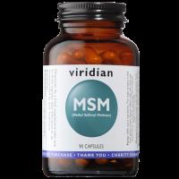 Viridian MSM plantaardige capsules