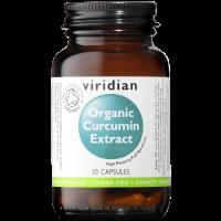 Viridian Organic Curcumin Extract