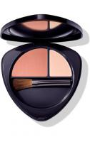 Hauschka Blush duo 01 soft apricot