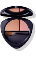 Hauschka Blush duo 03 sun kissed nectarine