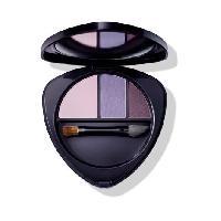 Hauschka Eyeshadow trio 03 ametrine