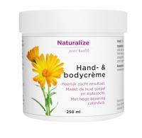 Naturalize Hand en bodycreme