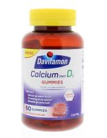 Davitamon Calcium + D gummies