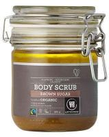 Urtekram Body scrub brown sugar lavender eucalyptus