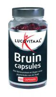 Lucovitaal Bruin capsules