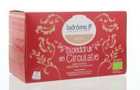 Ladrome Bloeddruk & circulatie thee bio