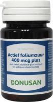 Bonusan Foliumzuur actief 400 mcg plus