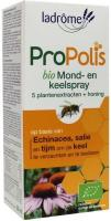 Ladrome Propolis keel- en mondspray bio