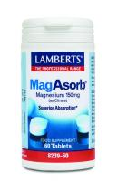 Lamberts Magasorb (magnesium citraat)