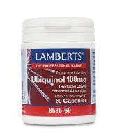 Lamberts Ubiquinol (Q10) 100 mg