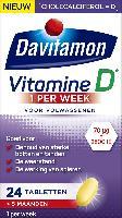 Davitamon D 1 per week