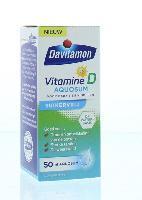 Davitamon D aquosum suiker vrij