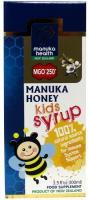 Manuka Manuka Honing mgo 250+ siroop voor kinderen