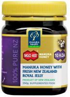 Manuka Manuka honing MGO 400+ met royal jelly