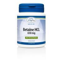 Vitakruid Betaine HCL 650 mg & pepsine 160 mg