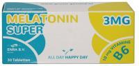 Alldayhappyday Melatonine super 3 mg